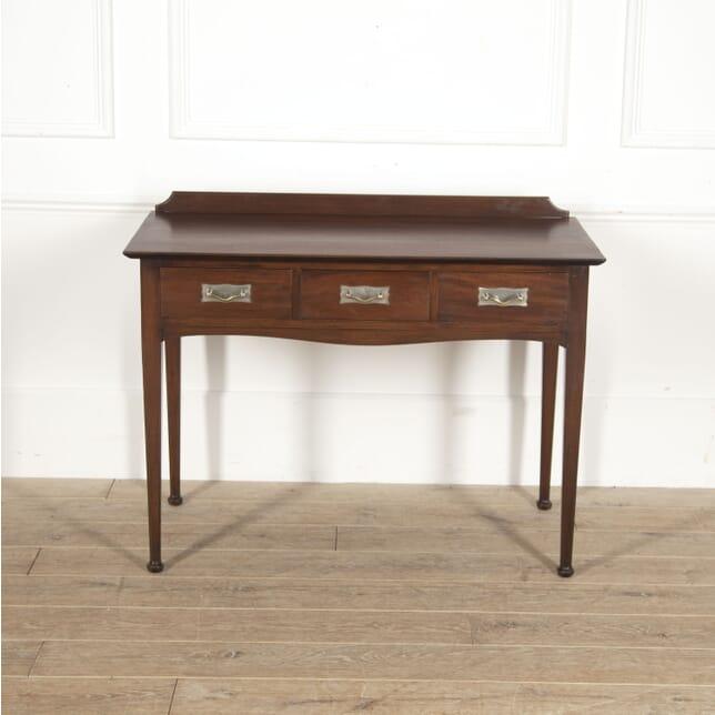Mahogany Desk by Ambrose Heal DB7815286