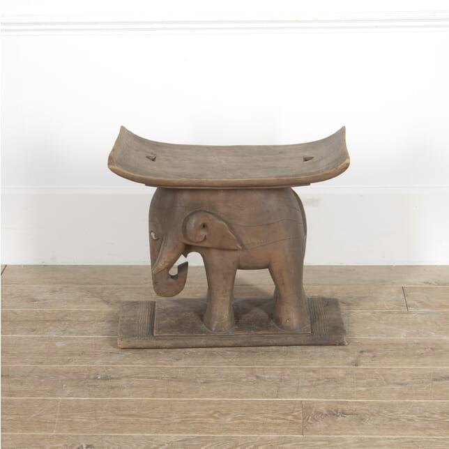 Ashanti Elephant Stool ST2914841
