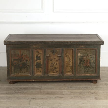 Austrian Marriage Coffer CB0410339
