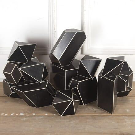 Bakelite Geometric Shapes DA5515322