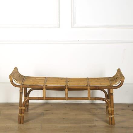 Bamboo Bench DA539605