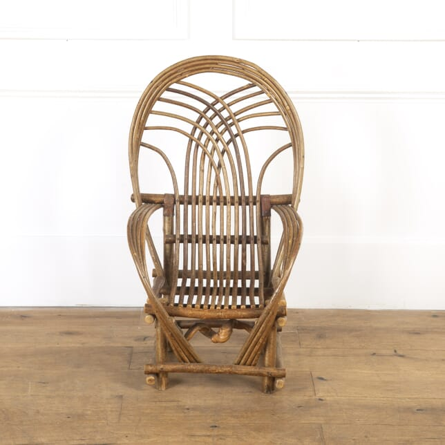 Hand Crafted Willow Child's Chair CH8717070