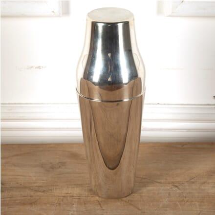 Bauhaus Design Silver Plated Cocktail Shaker DA5811405