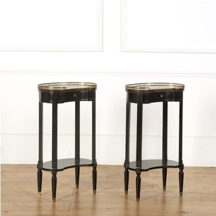 Pair of French Bedside Tables BD639008