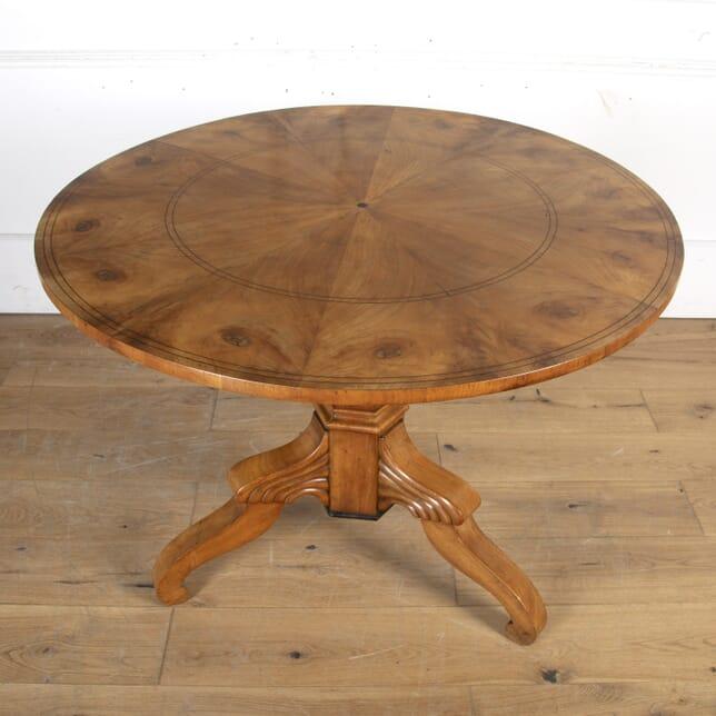 Biedermeier Cherrywood Table TC6614872