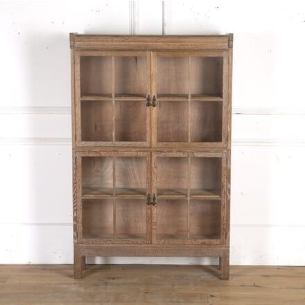 Hampton & Sons Bleached Oak Bookcase BK1015636