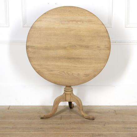 18th Century Bleached Oak Table TC8417412