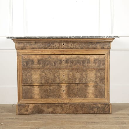 Bleached Walnut Commode CC4517001