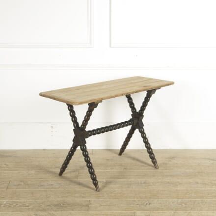 Bobbin Turned Gypsy Table TC1310001