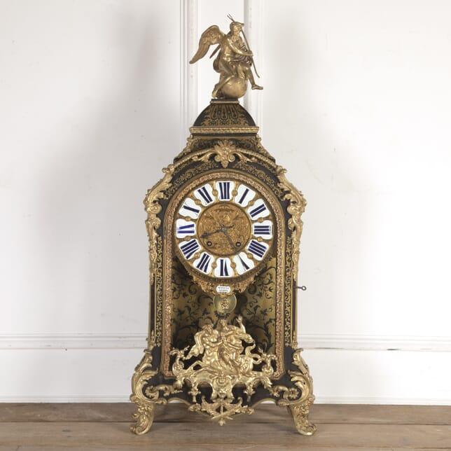 18th Century Boulle Clock by Louis Manuel DA8416116