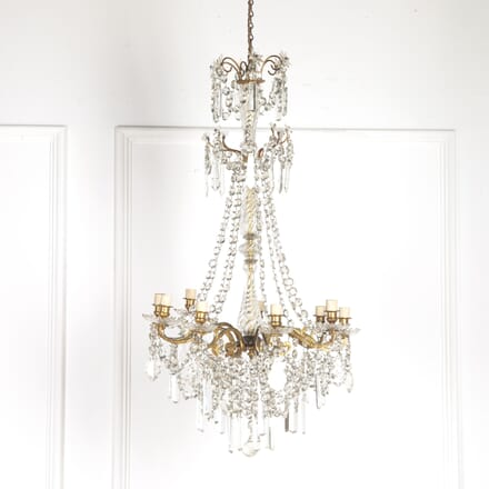 French 19th Century Chandelier LC7916790