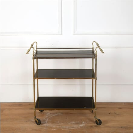 Brass Cocktail Trolley CT3510926