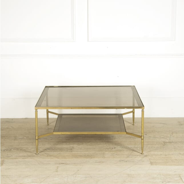 Brass Coffee Table CT059428
