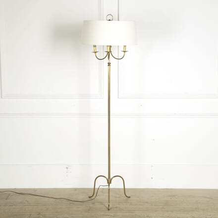 Brass Floor Lamp LF309552