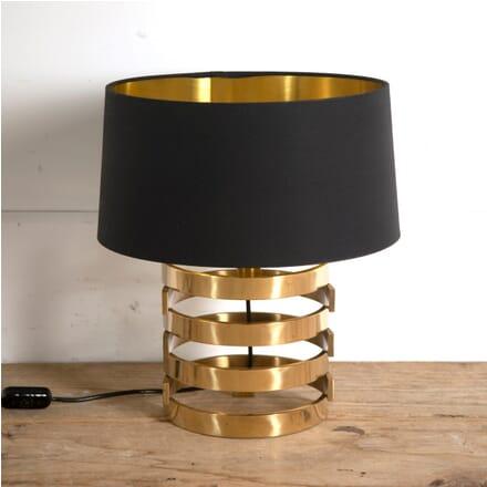 Brass Spiral Lamp LT3010919