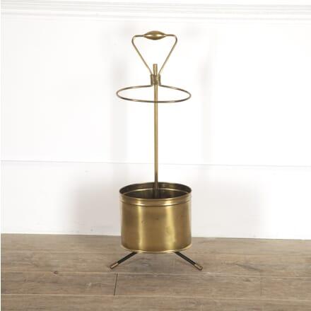 French Brass Umbrella Stand DA3014423