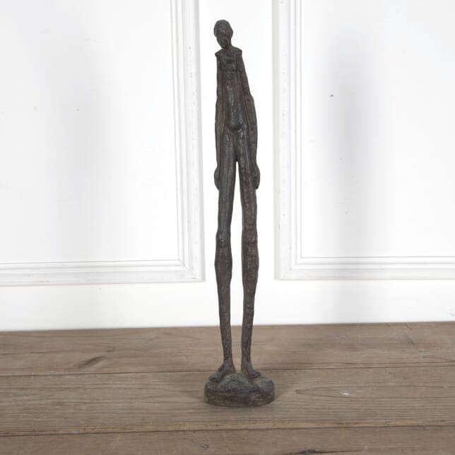 Bronze Figure, Signed and Dated 1973 DA3610270