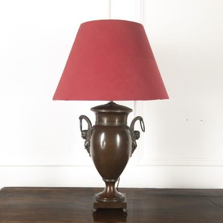 19th Century Bronzed Table Lamp LT5116763