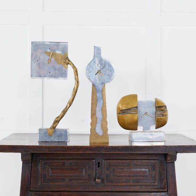 Brutalist Clocks by David Marshall DA0610375