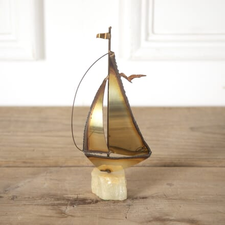 Brutalist Yacht Ornament DA4813900