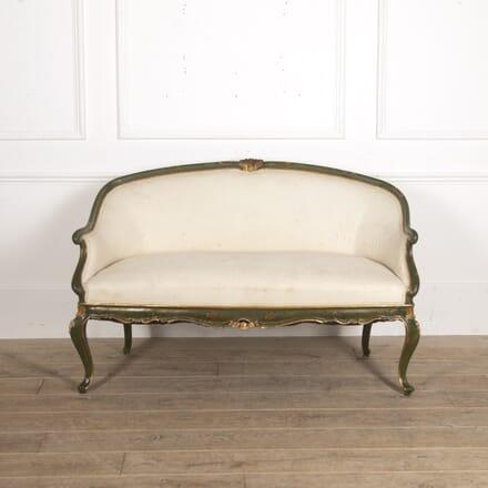 Italian Lacquered Sofa SB2515935