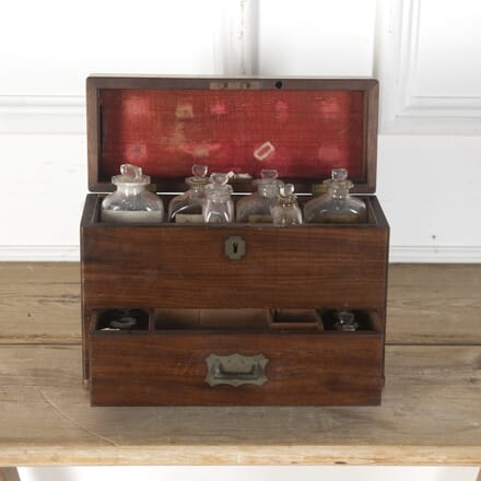 Campaign Apothecary Cabinet OF106533