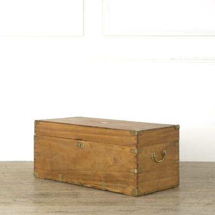 Camphor Wood Chest CB209223