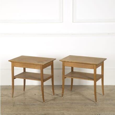 Carl Malmsten Bedside Tables BD019214
