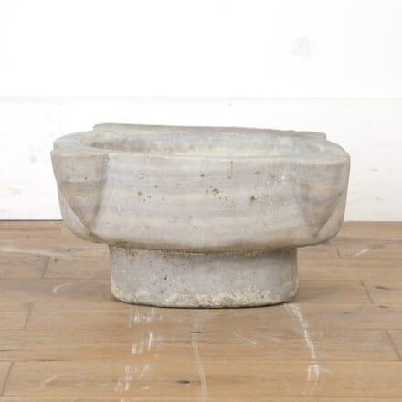 Italian Carrara Marble Sink GA8016351