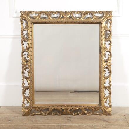 Florentine Giltwood Mirror MI8816482