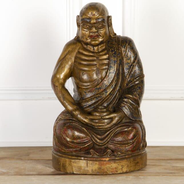 19th Century Tibetan Figure DA4317703