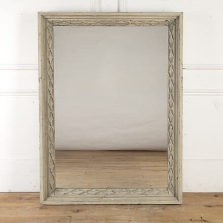 Carved and Painted Mirror MI9015934