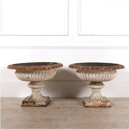Cast Iron Garden Vases GA1661036