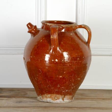 Cevennes Walnut Oil Jar DA7117674