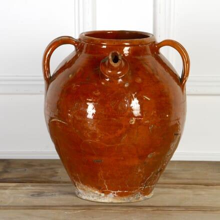 Cevennes Walnut Oil Jar DA7117673