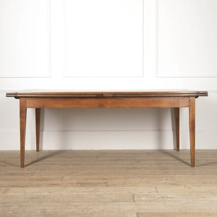 French Extending Cherrywood Table TD5116983