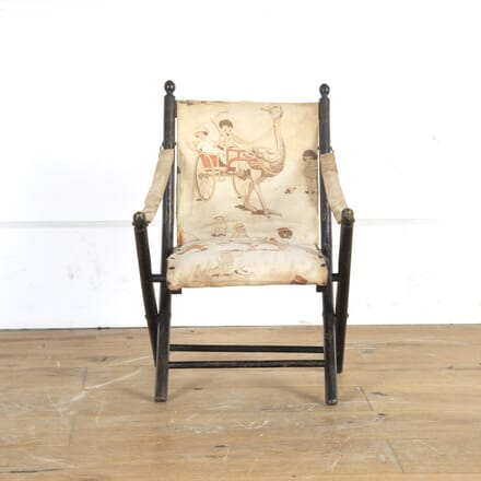 Early 20th Century French Nursery Chair CH9014381
