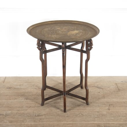 Chinese 19th Century Folding Table TC7814492