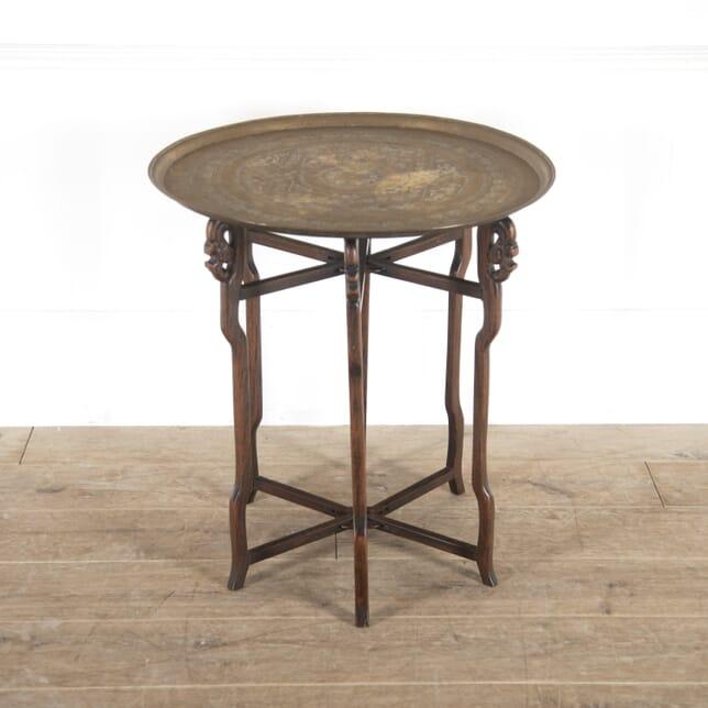 Chinese 19th Century Folding Table TC7814492