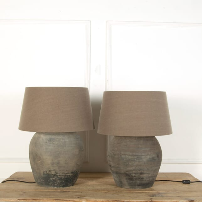 Chinese Vase Base Lamps LT738860