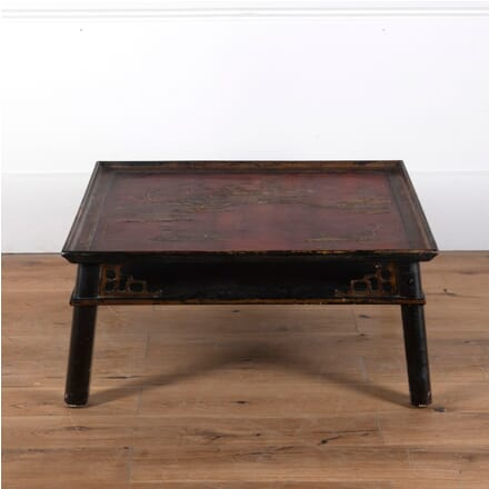 Chinoiserie Coffee Table CT3610743