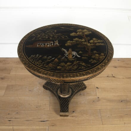 Chinoiserie Occasional Table TC7913588
