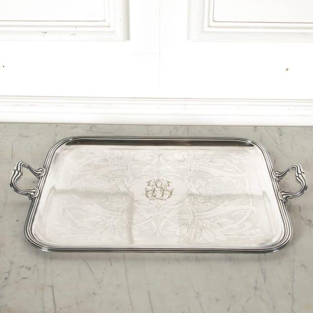 Christofle Art Nouveau Period Tray DA1510588