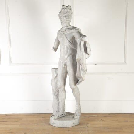 Classical Theatre Prop Statue of Apollo Belvedere GA8014312