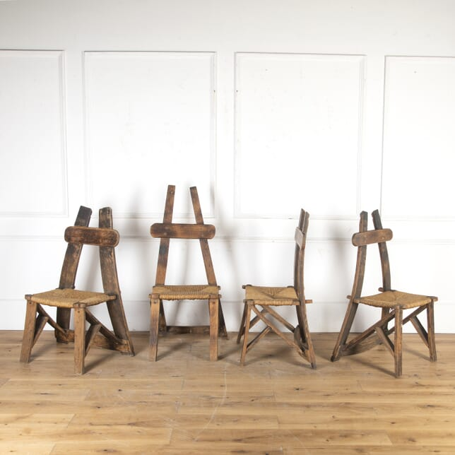 Collection of Four Chairs CH7916785