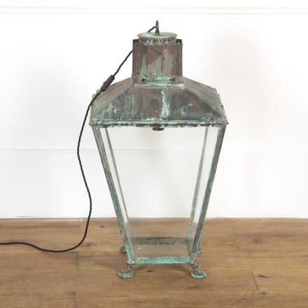 Victorian Gas Lantern by Foster & Pullen LL8116797