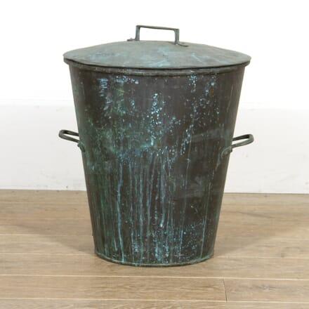20th Century Copper Bin GA4517397