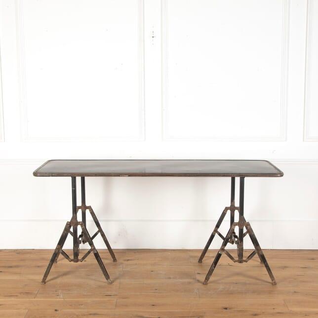 Industrial Style Metal Desk DA3512681