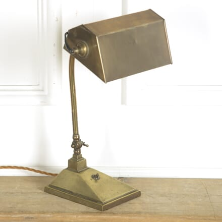 Arts & Crafts Pullman Lamp LF0510024