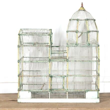 1920s Wire Bird Cage DA6016974
